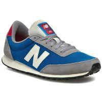 New balance Sneakersy - u410hgb niebieski szary