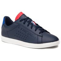 Sneakersy LE COQ SPORTIF - Courtset Gs Sport 1910311 Dress Blue/Cobalt/Pure Red, kolor niebieski