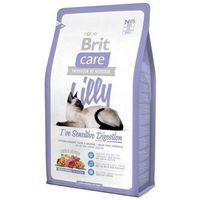 care cat new lilly i've sensitive digestion lamb & salmon 2kg marki Brit