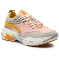 Sneakersy - sinyu coloros fresh pls30836 chewing gum 334 marki Pepe jeans