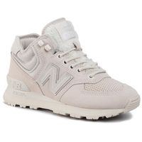 Sneakersy - wh574be beżowy marki New balance