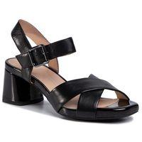 Sandały GEOX - D Genziana M. B D02HAB 000TU C9999 Black, w 8 rozmiarach