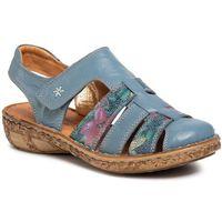 Sandały COMFORTABEL - 720147 Blau 5, kolor niebieski