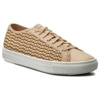 Le coq sportif Sneakersy - jane woven 1810030 peach puree/tan