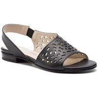 Sandały OLEKSY - 2286/A89/000/000/000 Czarny, kolor czarny