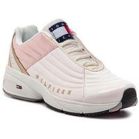 Tommy jeans Sneakersy - wmn heritage tommy jeans sneaker en0en00400 delicacy 661