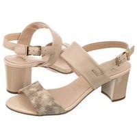 Sandały Caprice Beżowe 9-28302-28 403 Beige Multi (CP70-a), 9-28302-28 403