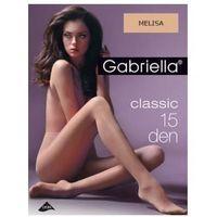 Gabriella Rajstopy classic 15 den, rozmiar 3, kolor melissa
