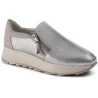 Sneakersy - d gendry a d925ta 0qu22 c0628 silver/off wht, Geox, 35-41
