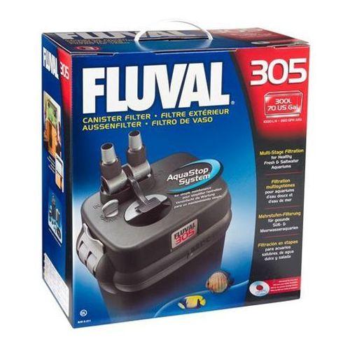 Gdzie kupić Fluval 306 filtr zewnętrzny kubełkowy do akwarium 300l