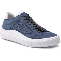 Sneakersy FLY LONDON - Sepafly P601355003 Blue Grey/Offwhite White Sole, w 6 rozmiarach