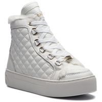 Sneakersy GUESS - FLMEE4 LEA12 WHITE