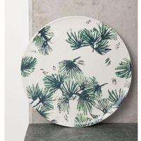 unc talerz ceramiczny w liście, śr.36cm 103267 marki Urban nature culture