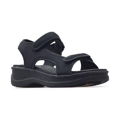 Sandały 320-323 czarne marki Azaleia