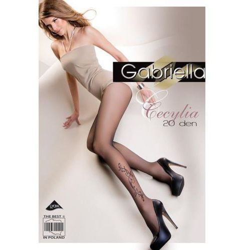Gabriella 280 Cecylia 20DEN rajstopy
