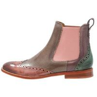 Melvin & Hamilton AMELIE Ankle boot pale rose/sweet water/oxygen/pale lila