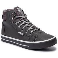 Sneakersy BIG STAR - EE274413 Dk.Grey, w 6 rozmiarach