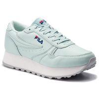 Sneakersy FILA - Orbit Zeppa L Wmn 1010311.50T Morning Mist, kolor zielony