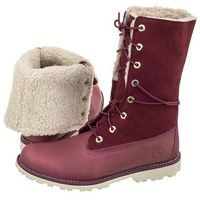 Timberland Trapery 6 inch shearling boot a1bxd (ti41-c)
