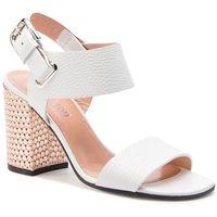 Sandały POLLINI - SA16818C07TE810A Bia/Hex, kolor biały