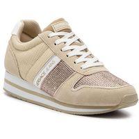 Versace Sneakersy jeans - e0vtbsa1 70897 723