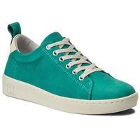 Sneakersy FLY LONDON - Makufly P601310005 Verdigris, kolor zielony