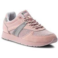 Napapijri Sneakersy - rabina 17737997 antique rose n585