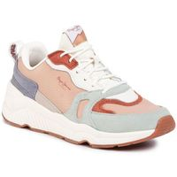 Sneakersy PEPE JEANS - Harlow Colors PLS30973 Powder Pink 302, kolor wielokolorowy