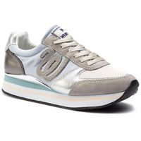 Sneakersy - jungle wl91530a lt. grey 054, Wrangler