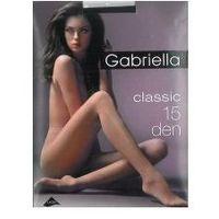 Rajstopy  classic rozmiar 5 15 den, Gabriella