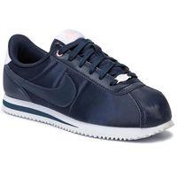 Buty - cortez basic txt vday (gs) av3519 400 obsidian/obsidian/white marki Nike