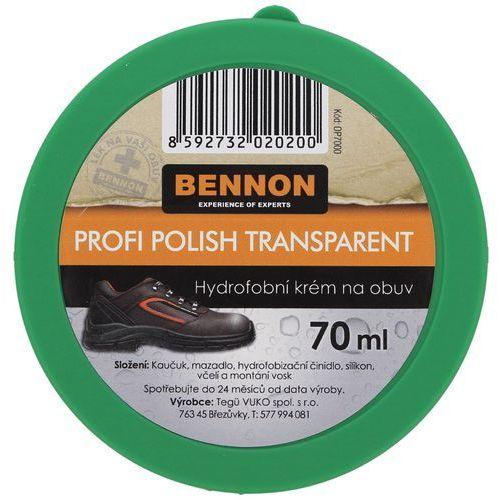 Pasta, Krem hydrfobowy Bennon Profi Polish Bezbarwna (OP7000) (8592732020200)