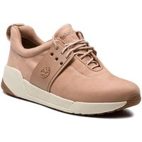 Sneakersy - kiri up leather oxfo a1sm4 tawny brown, Timberland