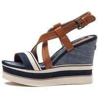 sandały damskie kelly cross sunshine 38 niebieski marki Wrangler
