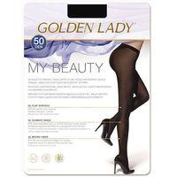Golden lady my beauty 50 • rozmiar: 2/s • kolor: nero