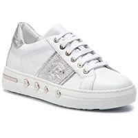 Sneakersy BALDININI - 998022XMOST9006XXKBX Bianco/Starter Arg, kolor biały