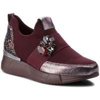 Sneakersy - cinnamon hi87814 petals/merlot marki Hispanitas