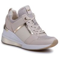 Sneakersy MICHAEL MICHAEL KORS - Georgie Trainer Extreme 43S0GEFS8D Champagne, 1 rozmiar