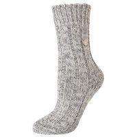 Birkenstock TWIST Skarpety light gray, kolor szary