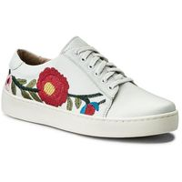 Sneakersy - 544/528/h biały marki Oleksy