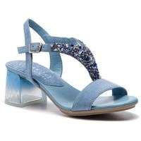 Sandały HISPANITAS - Nerea-T THV98643 Sky/Marino, kolor niebieski