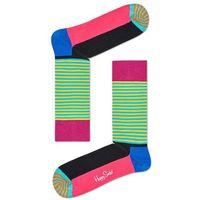 - skarpetki half stripe marki Happy socks