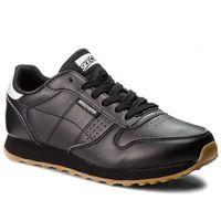 Sneakersy - old school cool 699/blk black marki Skechers