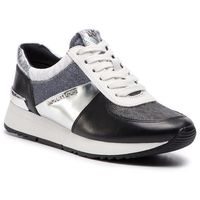 Sneakersy MICHAEL MICHAEL KORS - Allie Trainer 43R9ALFS2M Blk/Silver, kolor wielokolorowy