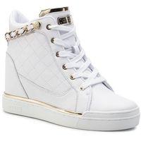 Sneakersy - fraser fl7fra ele12 whigo, Guess, 36-41