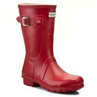 Kalosze HUNTER - Original Short WFS1000RMA Red W23758, w 3 rozmiarach