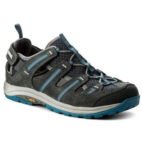 Sandały MEINDL - Rhodos 3818 Anthrazit/Petrol 31, w 4 rozmiarach