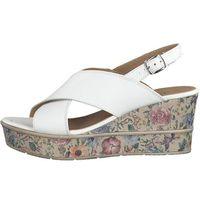 Tamaris damskie sandały 40 białe (4059253581527)