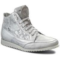 Sneakersy - 513 srebro/sr. gazeta, Roberto, 36-39