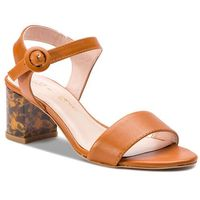 Sandały L37 - Dazzling Dance S45 Brązowy, kolor brązowy